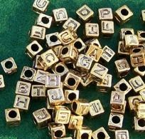 FREE S - Beads - 40 Gold Color Alphabet Beads - A Jewelry Artistry Original - M2: Artistry Originals, Alphabet Beads, Gold Colors, Free Usa, Jewelryartistri Originals, Colors Alphabet, 40 Gold, Jewelry Artistry, 5 00