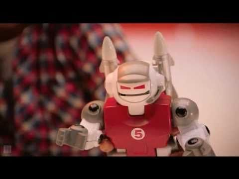 Channel 5 ident 2011 - Imagination