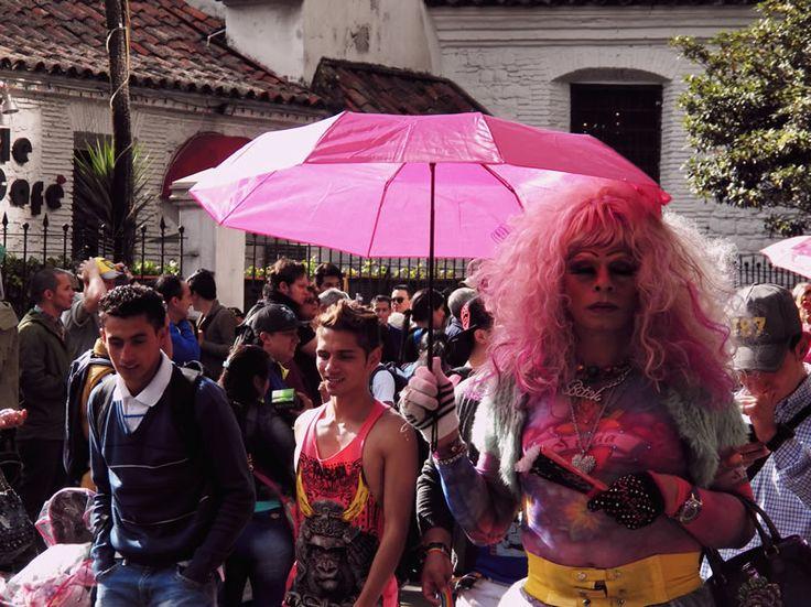 IMAGINA BOGOTA - Marcha Orgullo #LGBTI #LoveWins