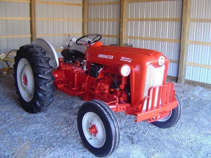 Ford 601 Diesel : Best images about ford tractors on pinterest old