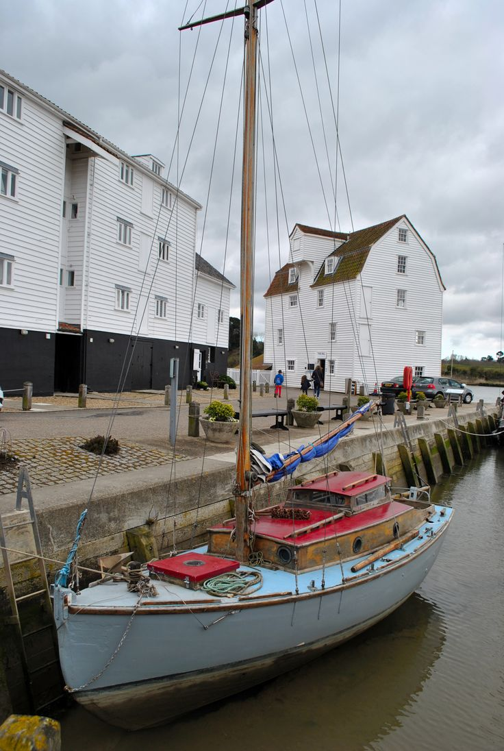 Woodbridge, Suffolk.