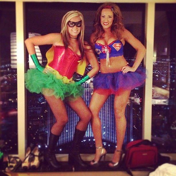 Sexy superhero costumes #vegas #halloween #DIY #tutus #girls #superman #  sc 1 st  Pinterest & 97 best Déguisements du0027halloween images on Pinterest   Carnivals ...