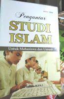 Toko Buku Sang Media : Pengantar Studi Islam