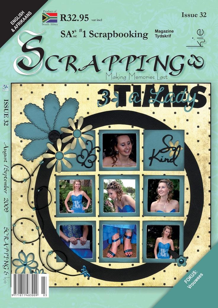 Issue 32 - www.facebook.com/scrappingmagazine