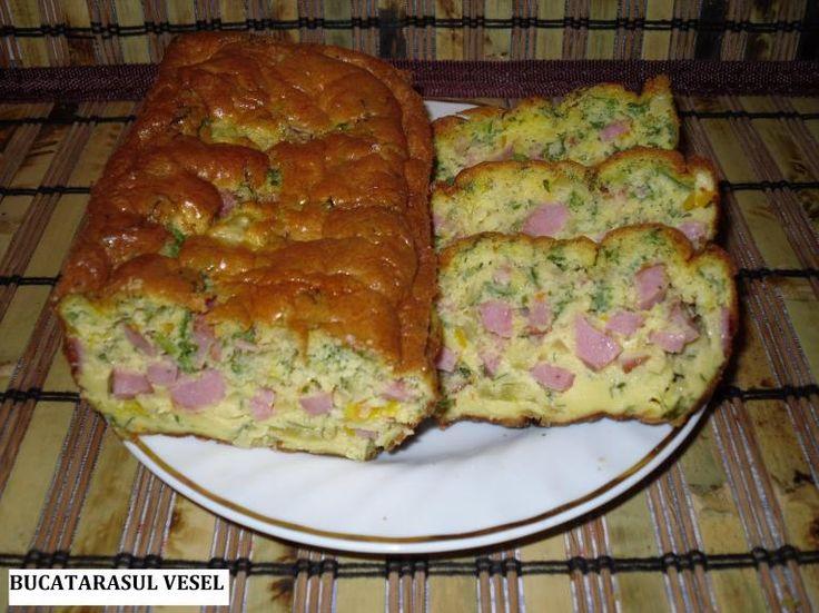 Reteta culinara Chec aperitiv din categoria Aperitive / Garnituri. Specific Romania. Cum sa faci Chec aperitiv