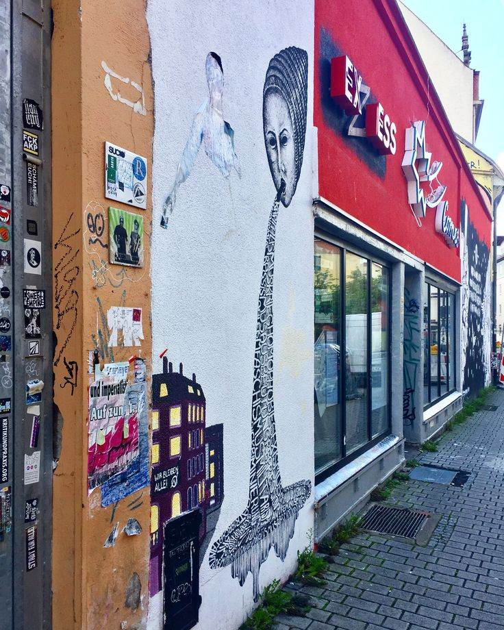 Frankfurt Bockenheim - EXZESS, Leipziger Straße  🎥 Visionary, Location Scout, Brand Ambassador  © www.JuergenSchreiter.com #frankfurt #frankfurtliebe #frankfurtammain #frankfurtdubistsowunderbar #frankfurtblogger #bockenheim #leipzigerstrasse #leipzigerstraße #kult #graffiti #streetart #iggersfrankfurt #igfrankfurt #exzess #frankfurtgram #bembeltown #schreiter