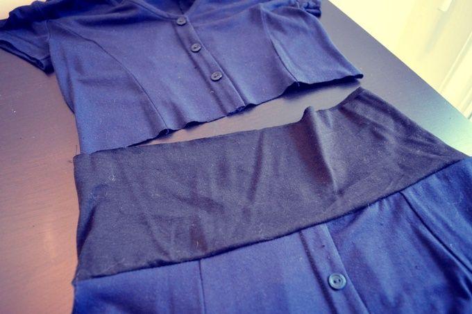 Le tuto qu'il vous manquait pour ressortir certaines robes du placard ! Apprenez en 6 étapes comment rallonger une robe et la rendre unique pour lui donner une seconde vie :)