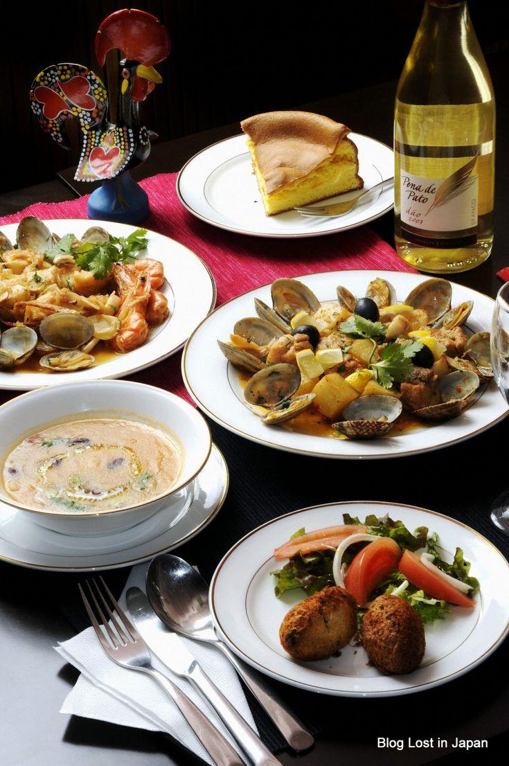 Portugalskie smacznego!:)