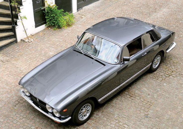 Bristol 410:  handmade in England with a Chrysler big block, they knew what they were doing