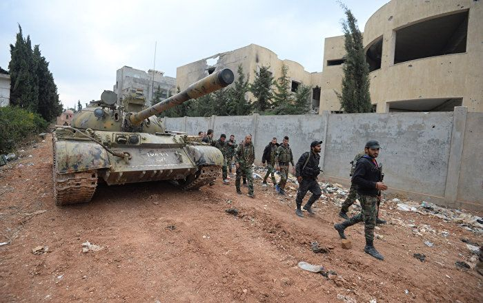 Endgame? Syrian Army Flushes Terrorists Out of Homs, Cuts Supply Routes