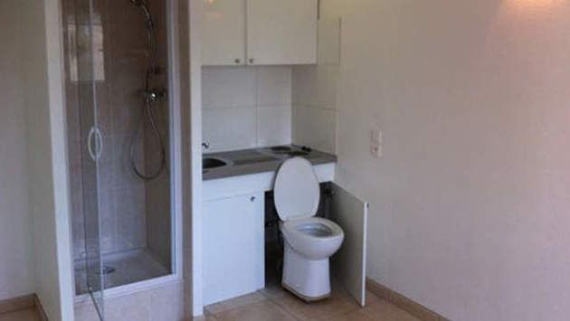 17 images about studio 12 m amenagement on pinterest coins toilets and d - Amenagement chambre 12m2 ...
