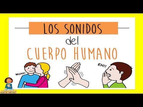 Los sonidos del cuerpo humano_Discriminación sonidos - YouTube