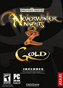 Neverwinter Nights 2 Gold - PC.  Neverwinter Nights 2 Gold combines Neverwinter Nights 2, the sequel to one of the best-selling and genre-defining role-playing games ever, and Neverwinter Nights 2: Mask of the Betrayer, which allows you to advance to epic levels (above 20) and choose from over 100 spells. This would make a great Christmas gift!