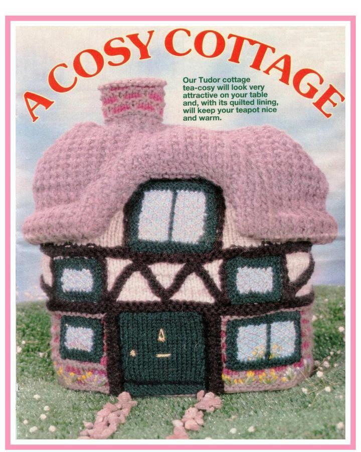 139 best Amigurumi - Häuser images on Pinterest | Haus häkeln ...