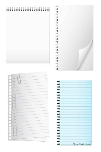 My To Do List Journal: Notepad, 6 x 9, 100 Days, To Do List Planner