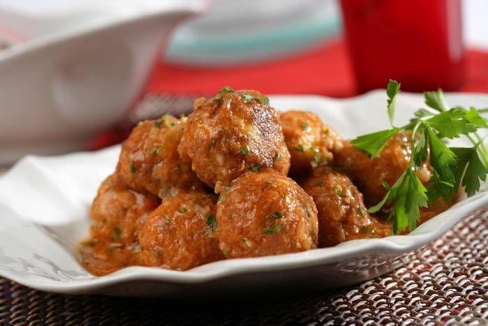 Polpette caserecce al pomodoro #Star #polpette #pomodoro #ricette #food #recipes