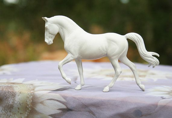 Tennessee Walking Horse TWH UNPAINTED Resin by DeborahMcDermott