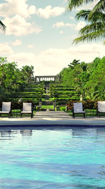 #Jetsetter Daily Moment of Zen: One&Only Ocean Club in Nassau, The #Bahamas. GraciousGetaways.com