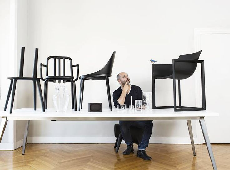 Visit our image gallery and be inspired by the creativity of Eugeni Quitllet, designer of the year at Maison&Objet 201