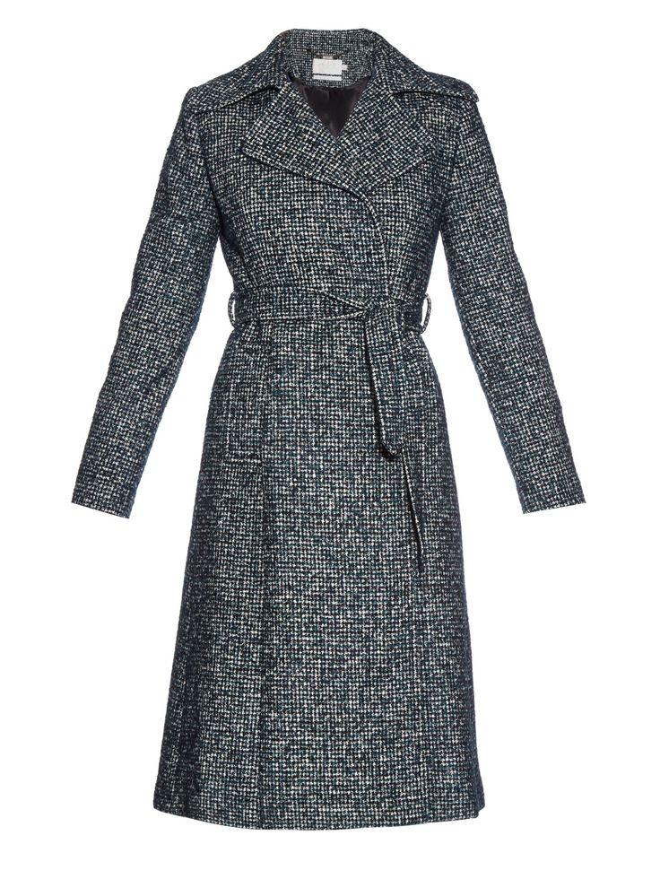 1000  ideas about Tweed Coat on Pinterest | Tweed Oversized coat