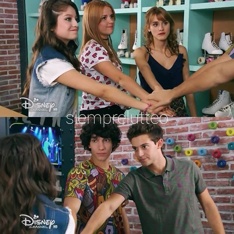 Soy Luna Fanpage | 25.03.18  (@siemprelutteo) | Instagram photos and videos