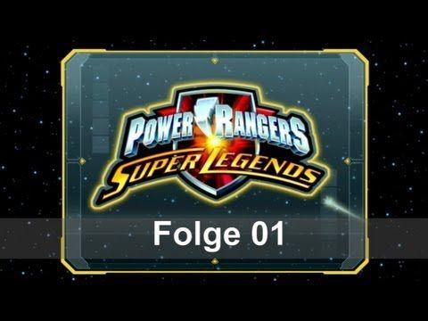 Let S Play Power Rnager Super Legends Folge 1 Die Rückher des Bösen Full HD - YouTube Gaming