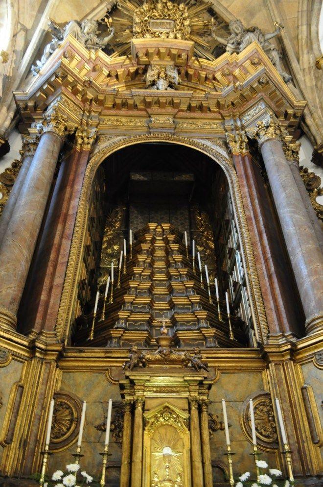 Coimbra, Portugal - Igreja de Santa Cruz