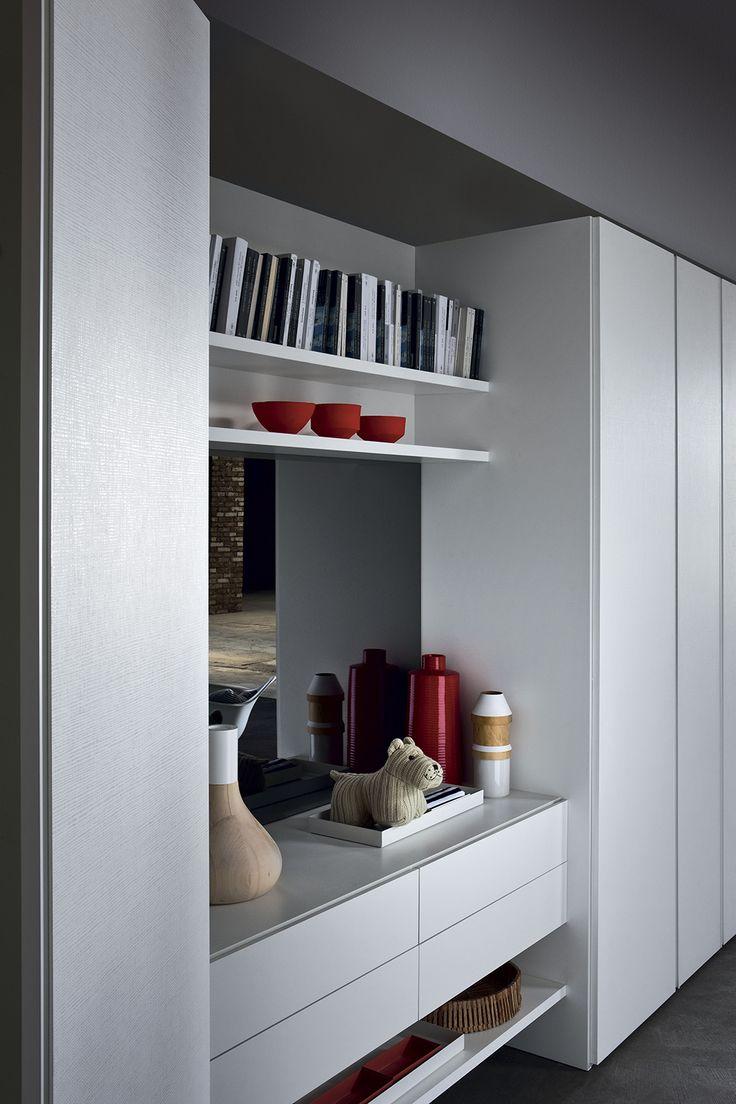 amore 096 - fitted bedroom furniture | wardrobes uk | lawrence