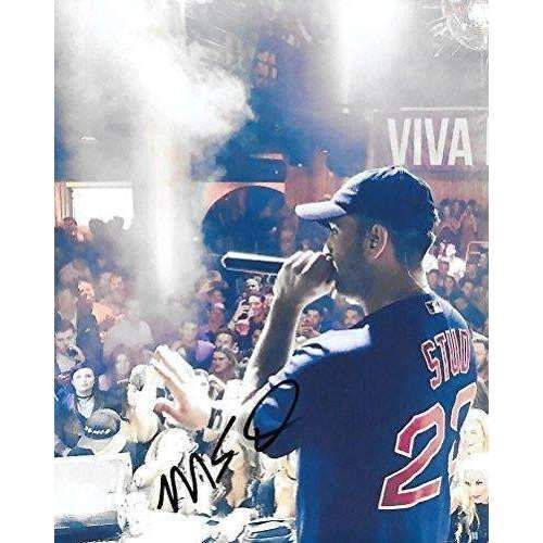Mike Stud, Hip-hop Artist, Signed, Autographed, 8X10 Photo, a COA With The Proof Photo of Mike Signing Will Be Included..star