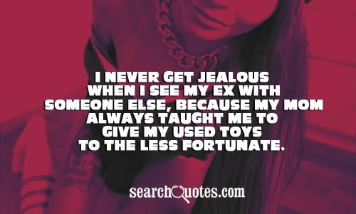 My Ex Is Dating Someone Else To Make Me Jealous