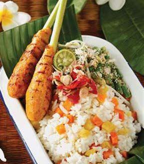 Nasi Sela – Kuliner Khas Karangasem Bali | Biasputih.