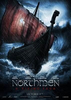 Northmen: A Viking Saga (2014) Tom Hopper<----- OH MY GOD TOM HOPPER