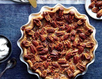 Thanksgiving 2016: German Chocolate-Pecan Pie