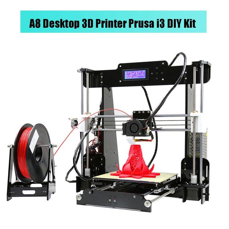 Bonne affaire pour l'imprimante 3D, Anet A8 Desktop (EU entrepôt) ;)