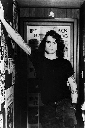Young Henry Rollins was a babe show.