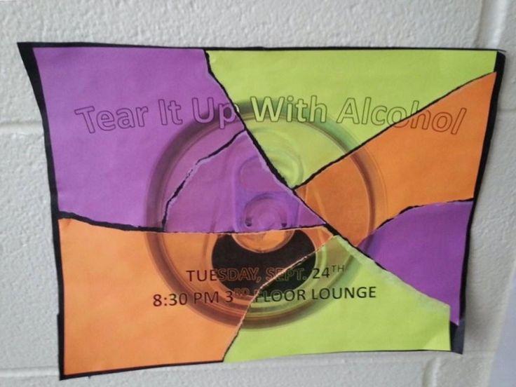 Alcohol Awareness Program Flyer