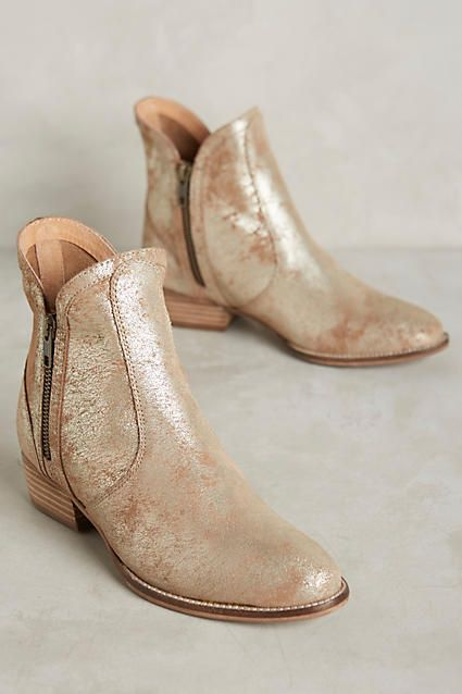 Seychelles Lucky Penny Booties - anthropologie.com