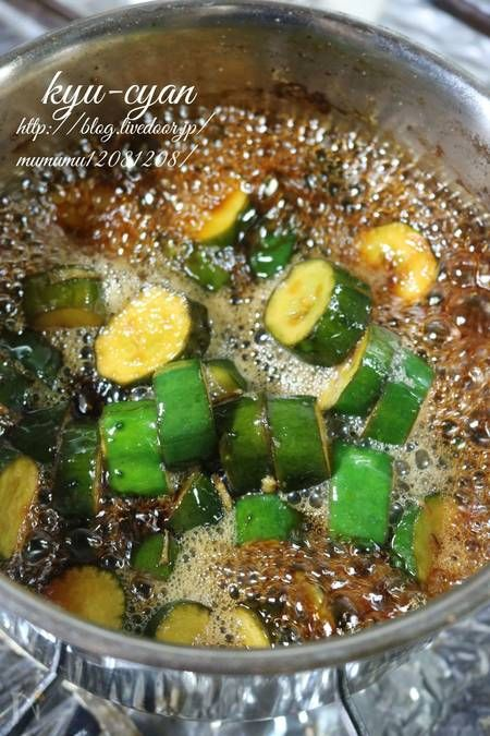 【夏の万能常備菜】大人気の漬物「きゅうりのキューちゃん」をお家で作ってみよう   レシピサイト「Nadia   ナディア」プロの料理を無料で検索