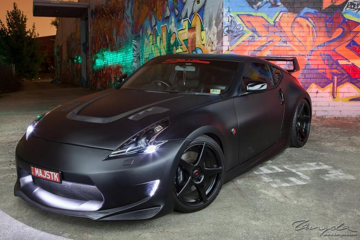 16 Best Nissan 370z Images On Pinterest Dream Cars Cars And Cars