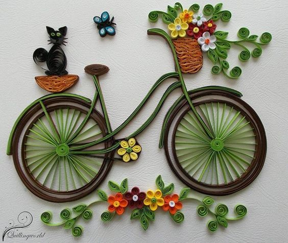 Best 25 paper quilling designs ideas on pinterest for Best quilling designs