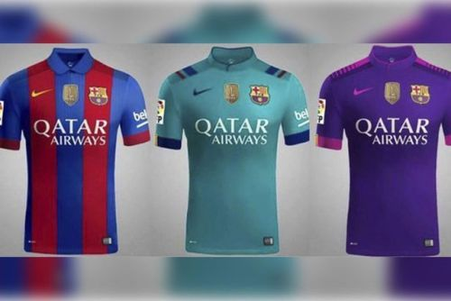 2016-17 FC Barcelona Shirts Review: An Improvement On 2015-16?... #FCBarcelona: 2016-17 FC Barcelona Shirts Review: An… #FCBarcelona