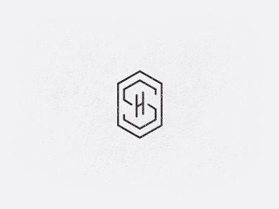 sh mono 2 35 Minimally Minimal Logos | Inspiration
