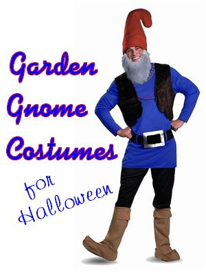 The perfect cute and funny Halloween costume for infants to adults.  Buy one for the whole family!  http://www.webnuggetz.com/gnome-costumes/
