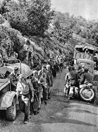 Allied prisoners of war on Crete | NZHistory, New Zealand history online