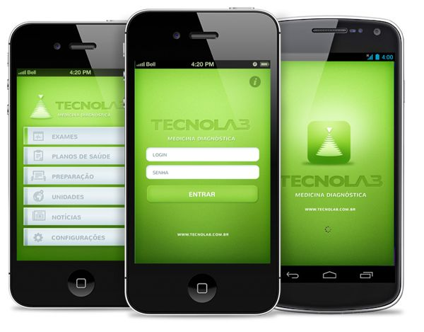 TECNOLAB by Leonardo Zem, via Behance