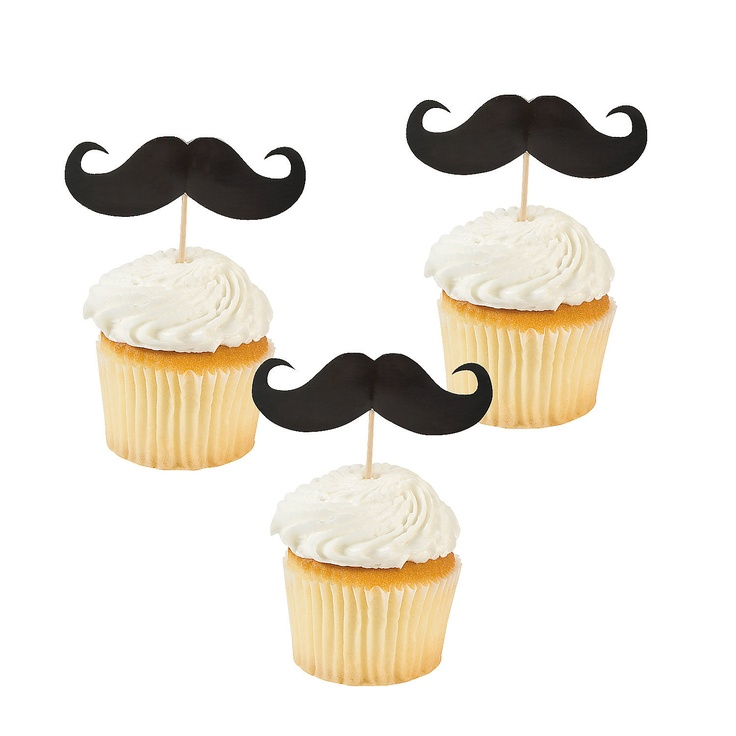 13 Best Mustache Party Ideas Images On Pinterest