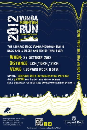 Vumba Mountain Run