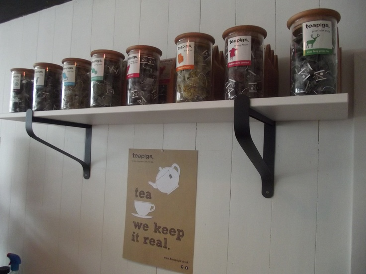 Our selection of Teapigs Teas