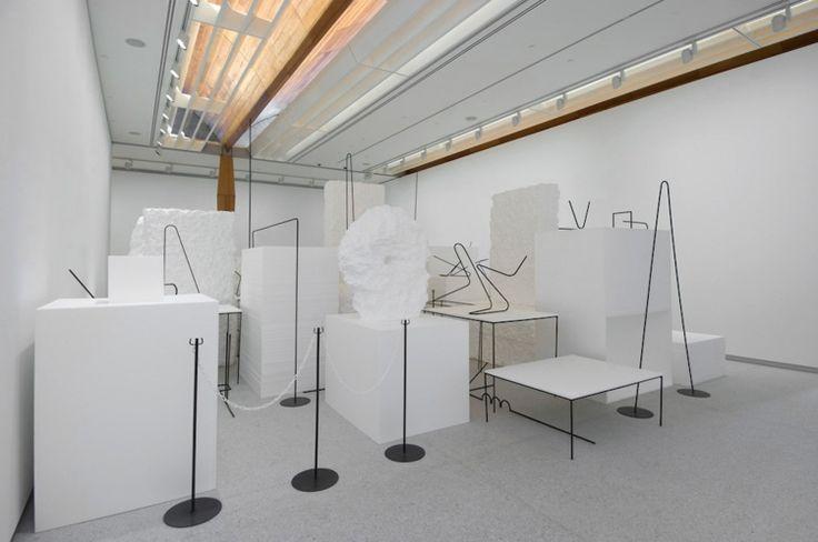 Modern Standards - Peter Robinson Modern Standards, 2010 Installation view: Auckland Art Gallery  Photo: Jennifer French