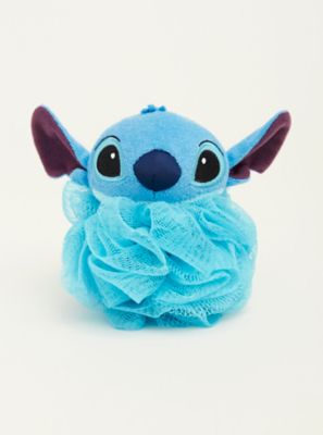 Disney Stitch Loofah Sponge in Purple